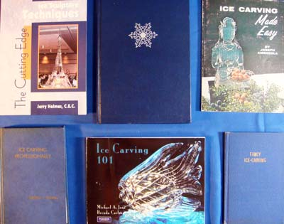 ice sculpting books 20