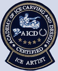 Ice Artist Patch